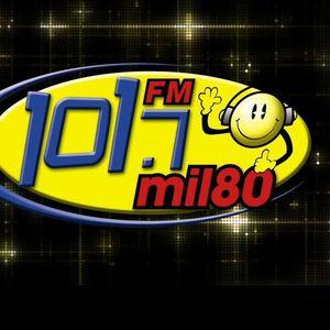 DJ XAVY MIXING at Radio Mil80 101.7 FM Martes 12 de Julio 2016