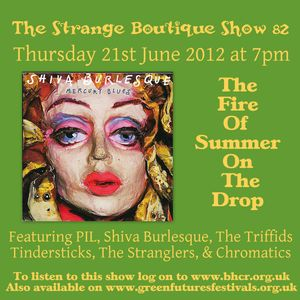 The Strange Boutique Show 82
