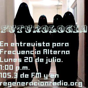Entrevista Futurología - Junio 2013