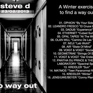 Steve D - No Way Out (23_02_2013)