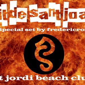 Special Set at Sant Jordi Beach Club Be Hippie Session´12 part2