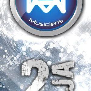 Sunday Mix Show spécial Artistes Musiciens Birthday Act II ( Dimanche 24 Fevrier 2013 )