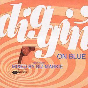 Biz Markie Diggin' On Blue