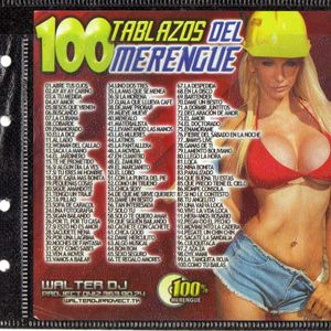100 Tablazos Del Merengue (WALTER DJ PROJECT)