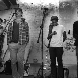 Live session and chat with Normanton Street on Coastal Waters Review