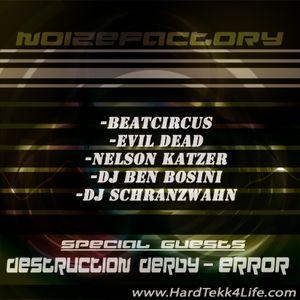 beatCirCus - Hardtekk4life Mixsession 03 Noizefactory