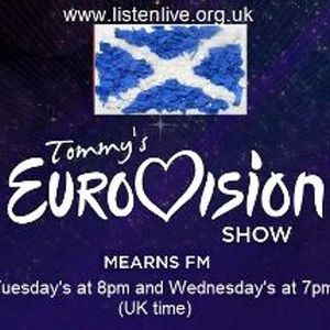 TOMMY'S EUROVISION SHOW - 29 September 2015 - Tommy Ferguson
