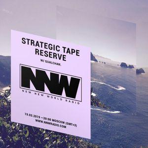 Strategic Tape Reserve w/ qualchan. - 5th February 2020