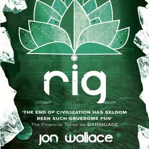 Jon Wallace And Ed Wilson - on RIG, writing and the future...