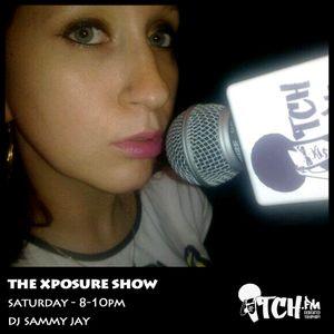 Sammy Jay - Xposure Show 22 - Jade H - ITCH FM (01-MAR-2014)
