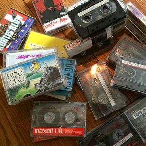 Cassette Rips - 1A - Hardcore Breakbeat & Early Jungle (hour 2)