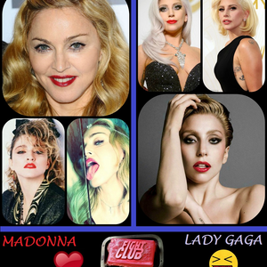 FIGHT CLUB: Madonna vs. LADY GAGA