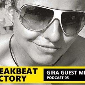 GIRA - SPECIAL MIX FOR BREAKBEAT FACTORY