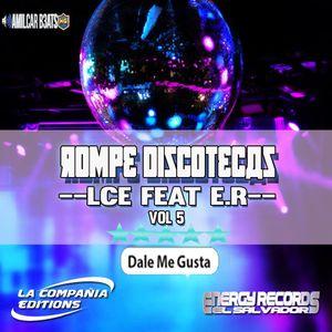 ROMPE DISCOTECAS VOL 5_NARCORRIDOS WILLM3R DJ LCE FT ENERGY RECORDS  SV