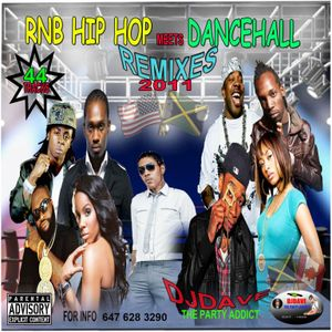 RNB MEETS DANCEHALL 2011