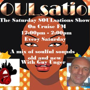 The Saturday SOULsations Show on Cruise FM 29/08/2015