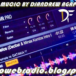 NON STOP MIX BY DJANDREW AGAPOULIS ΕΤΑΚΤΟΣ 16-6-16