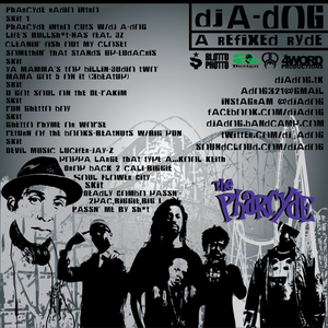 DJ A-Dog x The Pharcyde 'A Re-fixed Ryde' side B