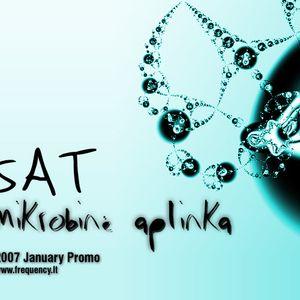 Sat - Mikrobine Aplinka (January 2007)