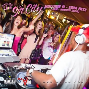SIN CITY VOL. 9 (JAN-MARCH 2014) DJ JAM