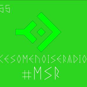 MAKESOMENOISERADIOSHOW-055-8-7-2017-Mixed Ayelen Bilevicius