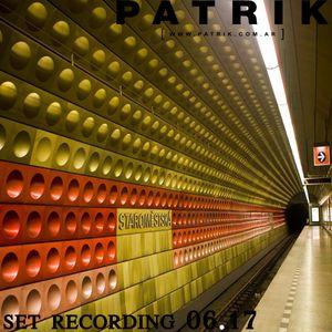 RECORDING SET 06.17