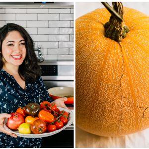 Ep. 2- Little Ferraro Kitchen, pumpkins and more