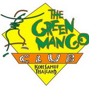Der Elektronaut aka Julian Sens @ Love Beach Opening, Green Mango Club [Ko Samui, Thailand]