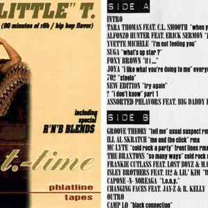 DJ Little T - T-Time (PHT006) (1997)