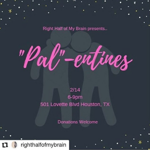 Pal-entines Paint Party Hosted by RHOMB
