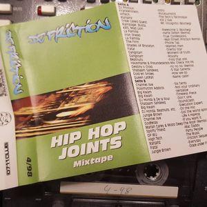 Hip Hop Joints 4/1998 Mixtape - DJ Friction