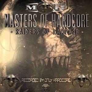 Bodyshock & Dyprax - Masters of Hardcore · Raiders of Rampage