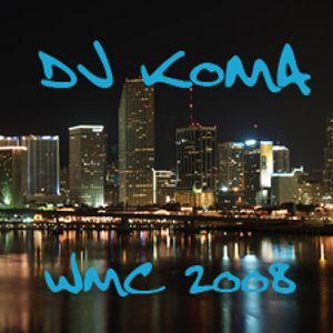 WMC 2008 Promo 'Electro Set' CD1