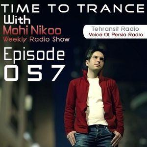Ilılı... Time To Trance ...ılılı ( Episode 057 )