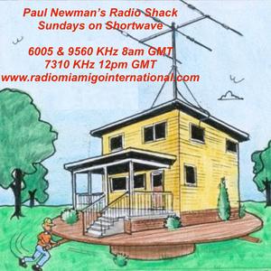 Paul Newman's Radio Shack, Sun 10th Apr 2016 on Radio Mi Amigo International (6005 KHz)