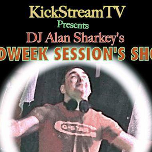 Alan Sharkey's Midweek Session's show 3.08.2016