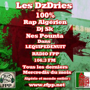 Les DzDries S01 Ep05 dans LDN by Dj Sk 30.03.11