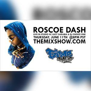 Firme Radio 06/11/2015 (Roscoe Dash)