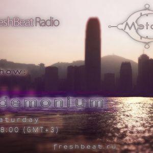 Metaverse - Pandemonium 027 FreshBeat Radio