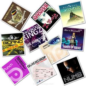 HandsUp Mix#2 (2012)