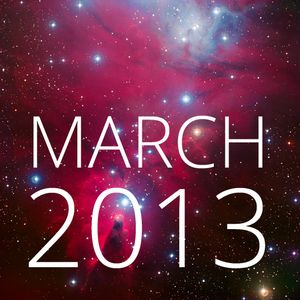 March 2013 DnB Mix