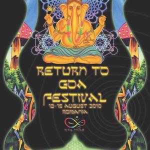Ghiauru - Return To Goa