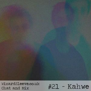 Wizard Sleeve Chat & Mix #21 - Medla / Kahwe