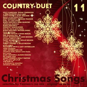 Christmas Song Vol 11 Country Duet Kenny Rogers Dolly Parton