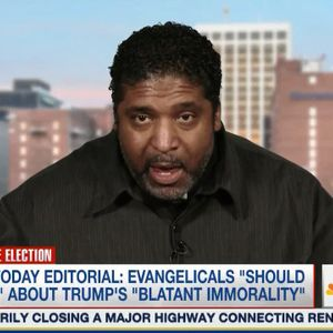 Reverend Barbers excoriation of the White Evangelical Right