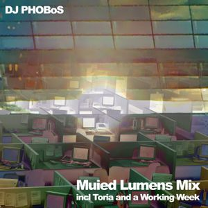 DJ PHOBoS - Muied Lumens Mix (incl Toria and a Working Week)