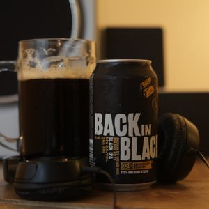"The Brewtuned Podcast- Ep.#1 AC/DC & 21st Amendment ""Back in Black"" Black IPA"