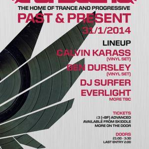 Transcend - Past & Present: Ben Dursley