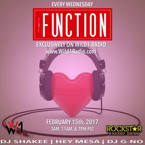 The Function (Episode 59) with DJ Shakee & DJ G-No