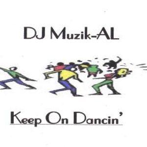 DJ Muzik-AL - Keep On Dancin'